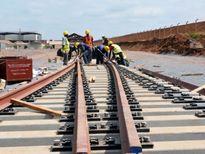 Nhà thầu ngoại bị 'chơi xấu' ở dự án đường sắt Trung Quốc
