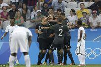 Đánh bại U23 Nigeria, U23 Đức hẹn chủ nhà Brazil ở trận tranh HCV