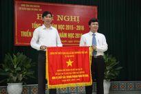 Thái Nguyên: Xây nền tảng vững chắc thúc đẩy sự nghiệp giáo dục phát triển