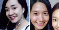 Loạt mỹ nhân Hàn bằng tuổi phải khóc thét khi nhìn thấy mặt mộc của Khởi My, Nhã Phương