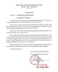 VTV chính thức xin lỗi về sự cố nhầm lẫn ảnh của nhà thơ Xuân Quỳnh và NSƯT Tố Uyên