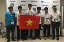 Đoàn Việt Nam giành 2 HCV Olympic Tin học quốc tế năm 2016