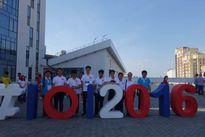 Việt Nam đoạt hai huy chương Vàng tại Olympic Tin học quốc tế