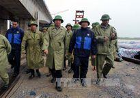 Bão đổ bộ vào Quảng Ninh, không gây thiệt hại về người