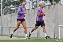 CR7 trở lại tập luyện, Real sẵn sàng cho ngày khai màn La Liga