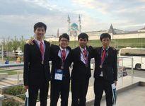 Việt Nam thắng lớn tại giải Olympic Tin học quốc tế