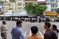 Hình ảnh về lễ tang Bí thư tỉnh Yên Bái