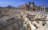 Tái hiện các kiến trúc cổ tại Palmyra (Syria) bị IS tàn phá