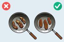"""11 mẹo nấu ăn biến bạn từ """"gà mờ"""" thành đầu bếp siêu đẳng"""