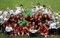 Bóng đá nữ Đức lần đầu tiên vô địch Olympic