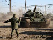 Ukraine lên gồng trước nguy cơ chiến tranh với Nga