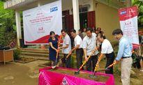 Xây 3 điểm trường mới tại Hà Giang và Lai Châu