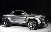 Xe bán tải của Hyundai xuất hiện vào 2018