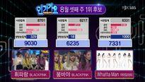 Vượt SNSD và 2NE1, BlackPink đi vào lịch sử khi giật cúp đầu tay nhanh nhất