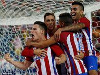 Gameiro nổ súng, Atletico bị tân binh Alaves cầm hòa tại Calderon