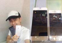 Lâm Chí Dĩnh lộ bức ảnh chụp cùng iPhone 7 Plus