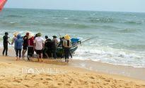 Quảng Bình: Sau công bố hiện trạng biển, ngư dân lác đác ra khơi