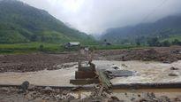 Lào Cai: Lũ quét gây sập hầm khai thác vàng, nhiều người thương vong