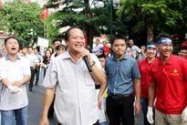 Khối VP Bộ TTTT giao lưu thể thao kỷ niệm Ngày truyền thống ngành