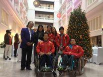Thế vận hội Paralympic, Rio 2016: 'Thế hệ vàng' của Đoàn TTNKT Việt Nam sẽ có cơ hội giành huy chương