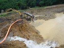 Đắk Glei - Kon Tum: Vàng tặc xới nát vùng biên