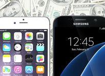 Trừ Apple, Samsung, mọi hãng smartphone còn lại đều thất bại