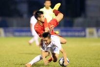 U15 HAGL chia điểm ở trận ra quân giải U15 quốc gia