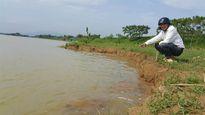Thảm kịch đang cận kề 'giáng xuống' hai ngôi làng bên bờ sông Lô