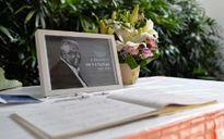 Cựu Tổng thống Nathan: Người con thực sự của Singapore