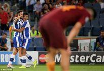 Thảm bại trước Porto, Roma mất vé dự vòng bảng Champions League