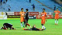 """HLV Ngô Quang Sang: """"Long An đã chuẩn bị tinh thần đá play-off"""""""