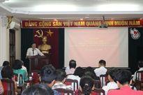 Cơ quan TƯ Hội Nhà báo Việt Nam: Quán triệt, triển khai thực hiện Nghị quyết Đại hội XII của Đảng