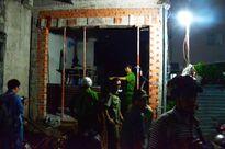 Công nhân bị điện giật tử vong trong công trình đang xây dựng