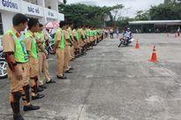 Nâng cao kỹ năng lái xe mô tô phân khối lớn an toàn cho Cảnh sát giao thông