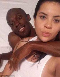 Bạn gái phản ứng không ngờ trước scandal thác loạn của Usain Bolt