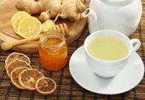 Làm trà gừng mật ong vừa ngọt vừa thơm lại giúp trẻ khỏi ho tức thì