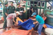 Tàu cá chở 14.000 lít dầu không rõ nguồn gốc