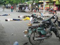 Hiểm họa từ tai nạn giao thông tới sức khỏe con người