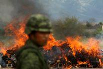 Khốc liệt cuộc chiến chống ma túy ở Mexico