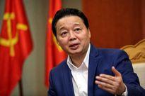 """Bản báo cáo """"nhìn thẳng vào sự thật"""" của Bộ trưởng Trần Hồng Hà"""