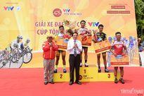 Chặng 2 giải xe đạp quốc tế VTV: Tốc độ tăng cao do nỗ lực tranh chấp
