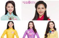 Top 5 Hoa hậu Việt Nam 2016 sẽ gọi tên ai?