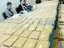 Cảnh sát Hongkong tấn công tội phạm buôn lậu cocaine