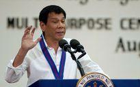 Tổng thống Philippines tỏ thái độ cứng rắn với Trung Quốc ở Biển Đông