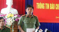 Phá rừng pơ mu Quảng Nam: Bắt 9 đối tượng, chưa khẳng định được biên phòng bao che
