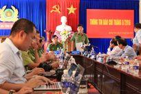 Bắt 9 'lâm tặc' phá rừng Pơmu lớn nhất Quảng Nam