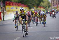 Chặng 3 giải xe đạp quốc tế VTV: Thứ hạng thay đổi sau chặng đua dài