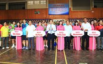 Giải bóng bàn báo Đảng các tỉnh, thành phố phía Bắc lần thứ XV – năm 2016