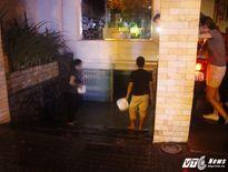 Huy động cảnh sát PCCC giải cứu nhà dân sau trận mưa lớn ở Sài Gòn