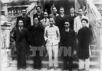 Bộ Thông tin, Tuyên truyền là 1 trong 13 Bộ đầu tiên của Chính phủ
